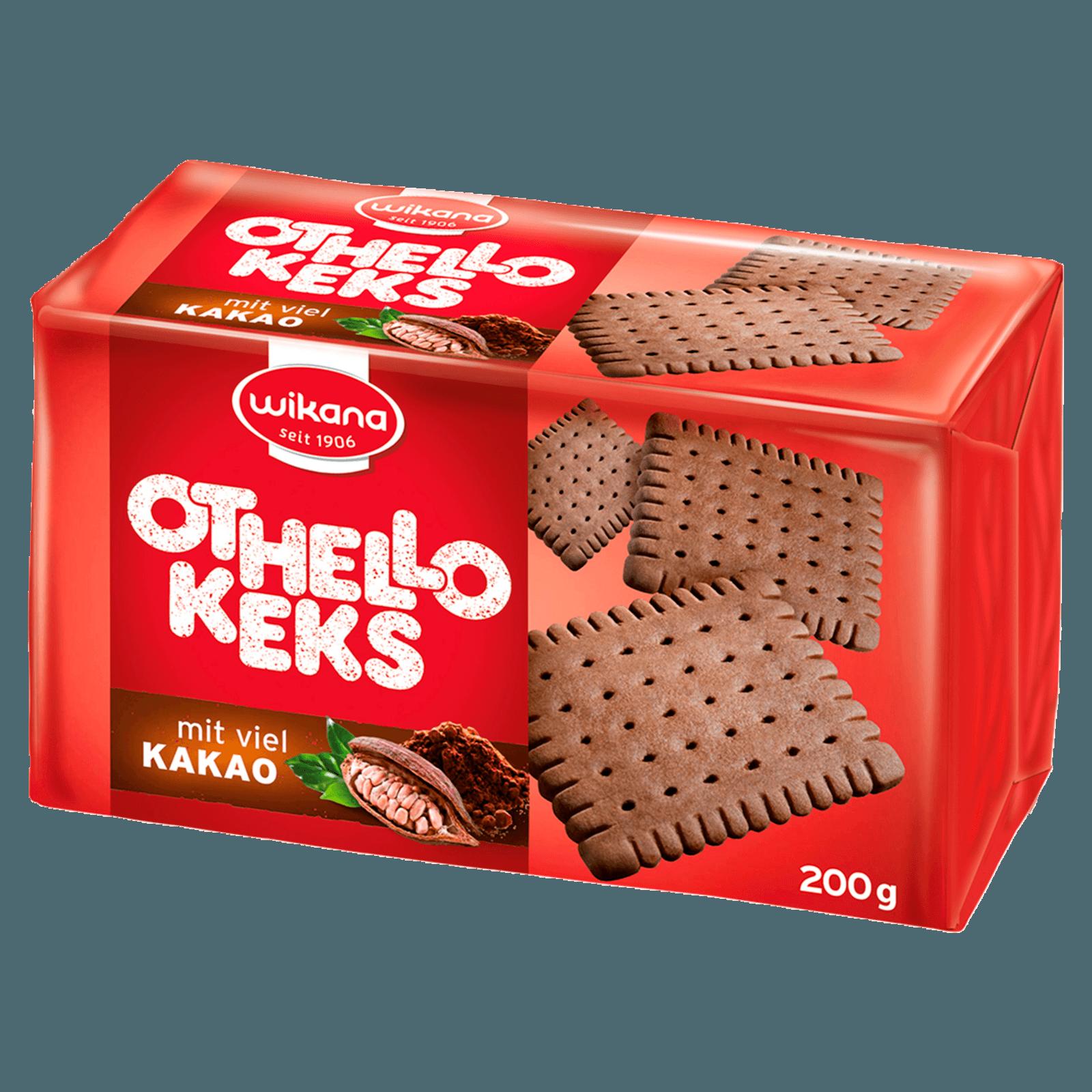 Wikana Othello Keks 200g
