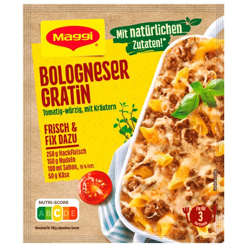 Maggi Fix für Bologneser Gratin 35g