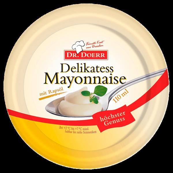 Dr. Doerr Delikatess Mayonnaise 110ml