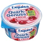 Exquisa QuarkGenuss Kirsche 0,2% 500g