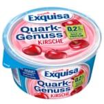 Exquisa QuarkGenuss Kirsche 0,2% 500g