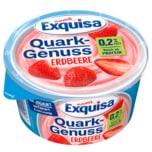 Exquisa QuarkGenuss Erdbeere 0,2% 500g