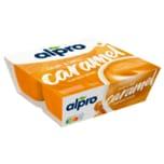 Alpro Soja-Dessert Caramel vegan 4x125g