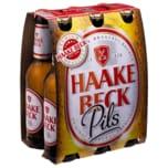 Haake Beck Pilsener 6x0,33l