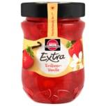 Schwartau Extra Erdbeer-Vanille Konfitüre 340g