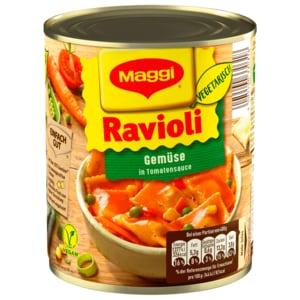 Maggi Gemüse Ravioli Ohne Fleisch 800g Bei Rewe Online Bestellen