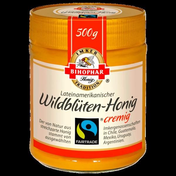 Bihophar Lateinamerikanischer Wildblüten-Honig 500g
