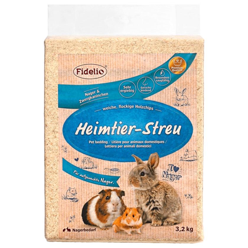 Fidelio Heimtier-Streu 3,2kg