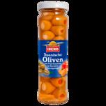 Ibero Grüne Oliven mit Paprikapaste & Mandeln 90g