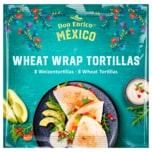 Don Enrico Wrap Tortillas 320g