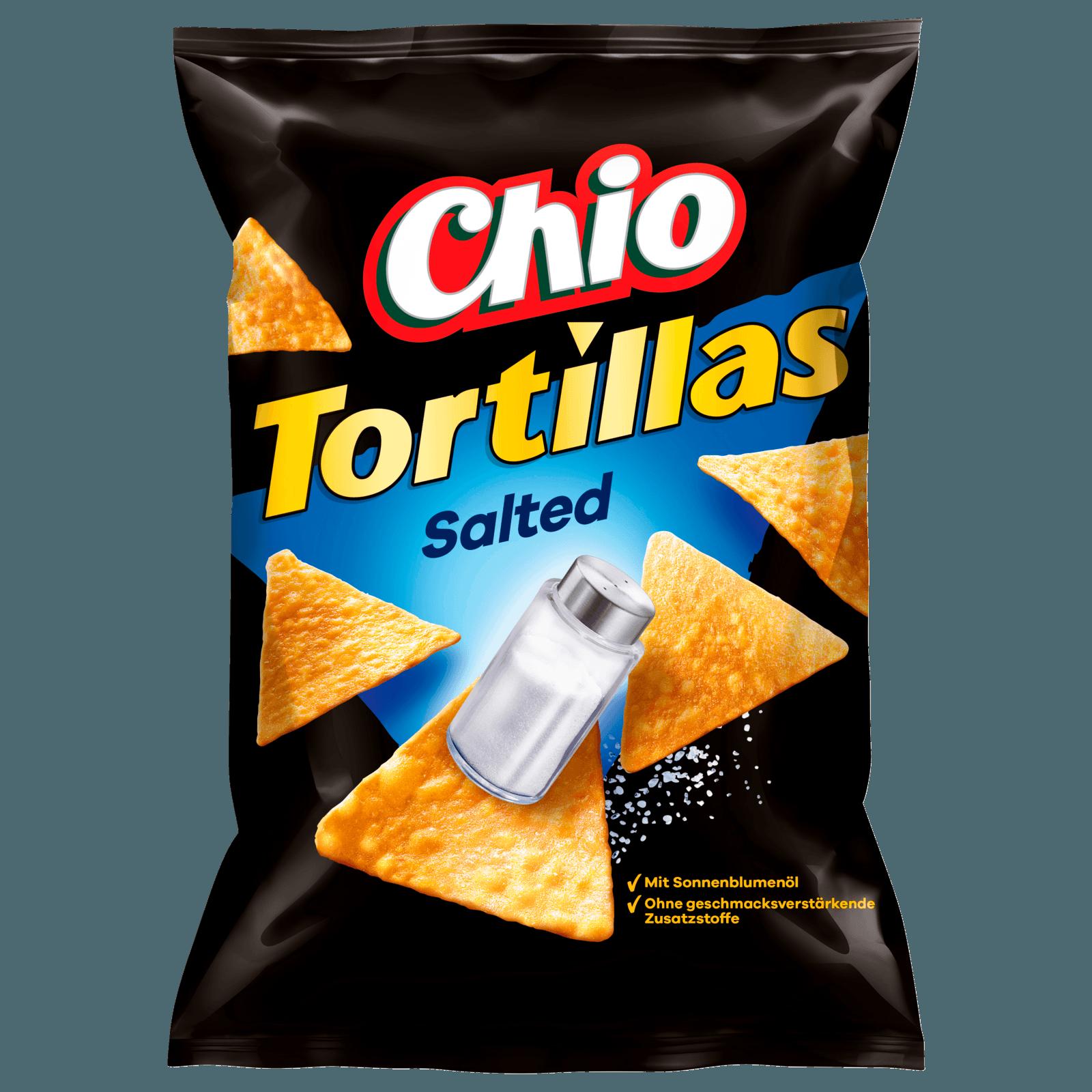 Chio Tortilla Chips Original Salted 125g