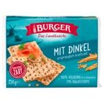 Burger Knäckebrot mit Dinkel 250g