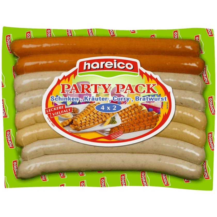 Hareico Party-Pack Grillbratwurst 500g