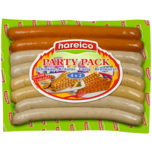 Hareico Party-Pack Grillbratwurst 500g