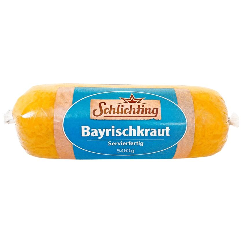 Schlichting Bayrischkraut 500g