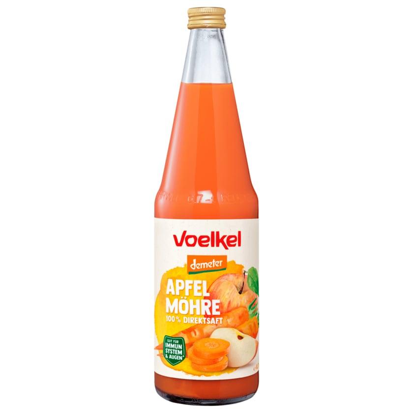 Voelkel Apfel Möhre 100% Direktsaft 0,7l