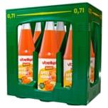 Voelkel Bio Demeter Apfel Möhre 100% Direktsaft 6x0,7l