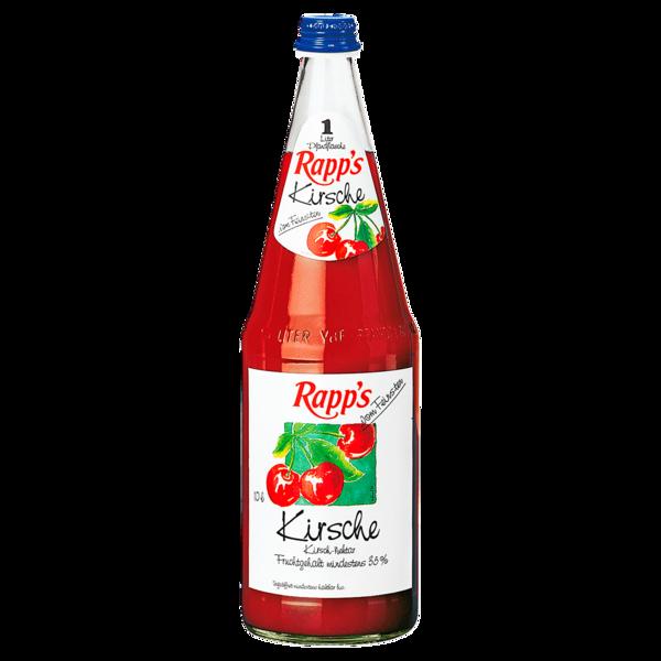 Rapp's Kirschnektar 1l