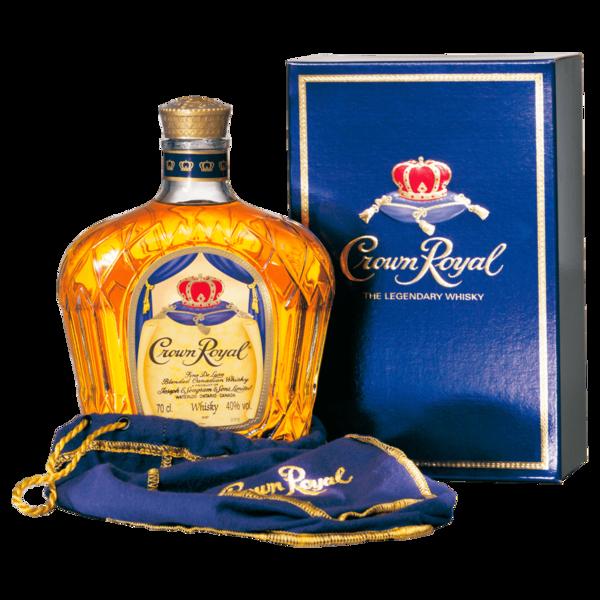Crown Royal Blended Canadian Whisky 0,7l