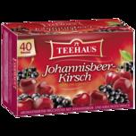 Teehaus Johannisbeer-Kirsch 90g