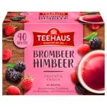 Teehaus Brombeer Himbeer 90g, 40 Beutel