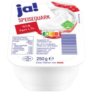 ja! Speisequark 250g