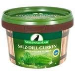 Spreewaldrabe Salz-Dill-Gurken 300g