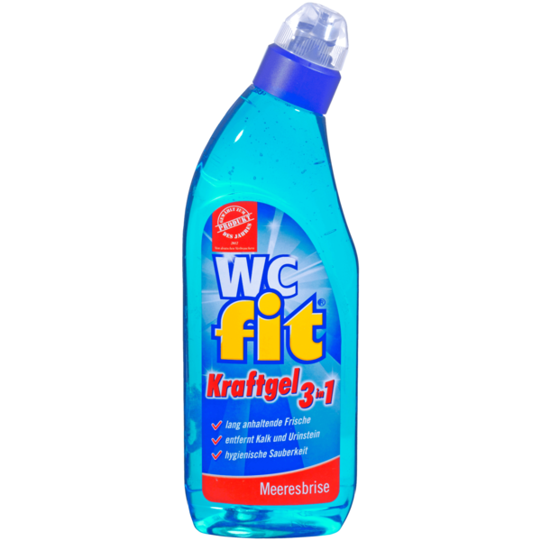 WC fit Kraft-Gel 3in1 Meersalz 750ml