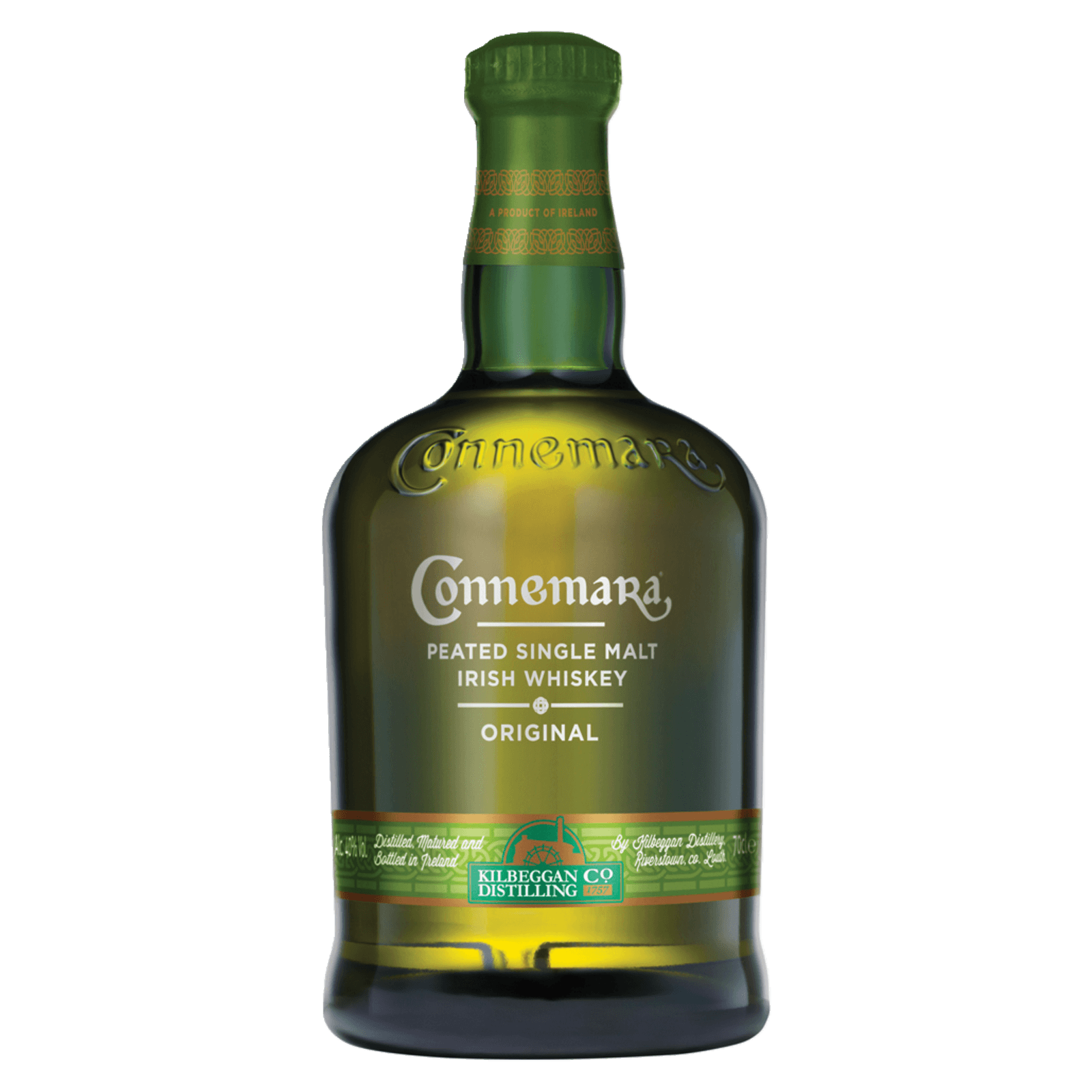 Connemara Peated Single Malt Irish Whiskey 0,7l bei REWE online ...