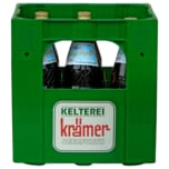 Kelterei Krämer Apfelwein naturtrüb 6x1l