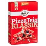 Bauckhof Demeter Bio Pizza-Teig Hell 350g