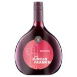 GWF Die jungen Frank'n Rotwein QbA halbtrocken 0,75l