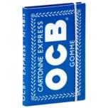 OCB Blau Gummizug 100 Blatt