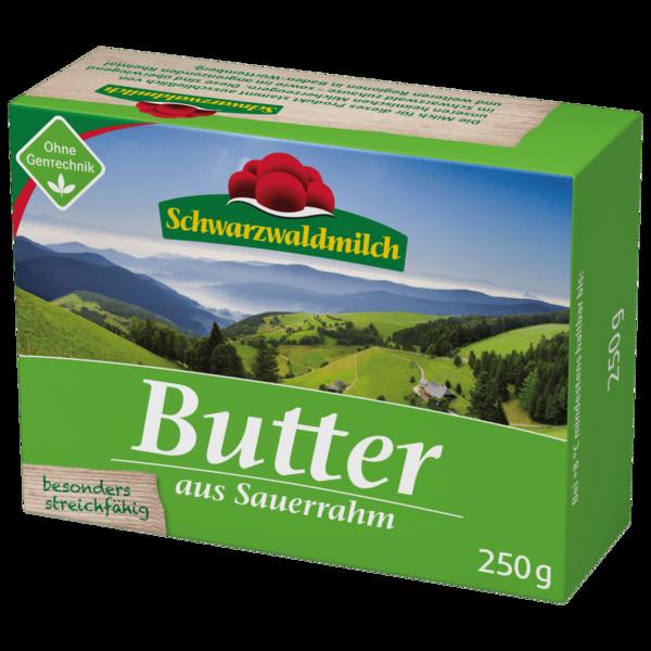Schwarzwaldmilch Freiburg Sauerrahmbutter 250g