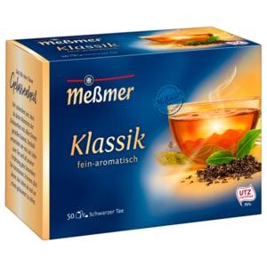 Meßmer Klassik 88g, 50 Beutel