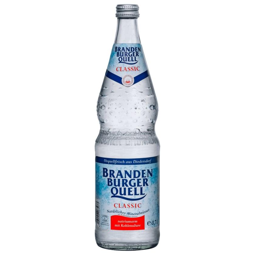 Brandenburger Quell Mineralwasser Classic 0,7l
