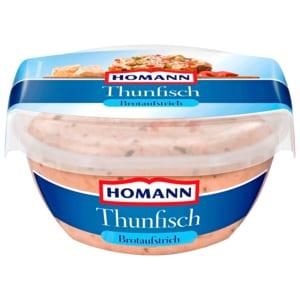 Homann Brotaufstrich Thunfisch & Basilikum 150g