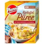 Pfanni Kartoffelpüree mit Räucherspeck & Zwiebeln 700g