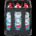 Silberbrunnen Mineralwasser Classic 9x1l