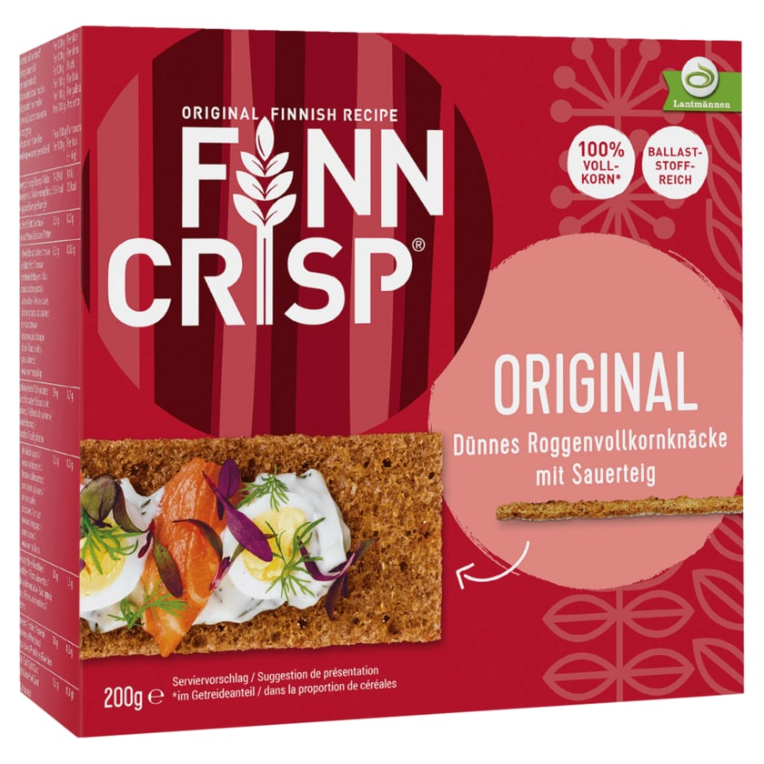 Finn Crisp Original 200g