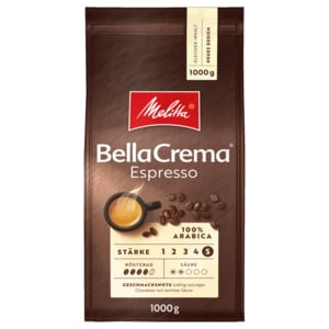 Melitta BellaCrema Espresso 1kg