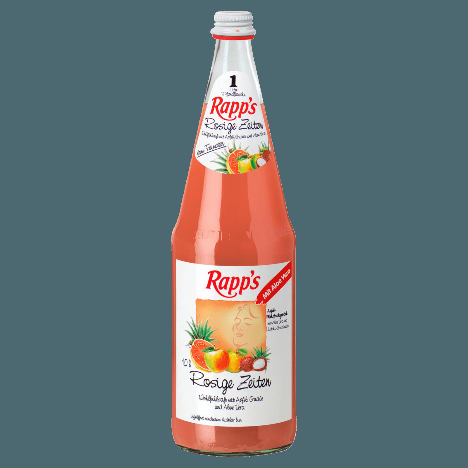 Rapp\'s Rosige Zeiten 1l bei REWE online bestellen!