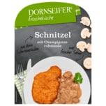 Dornseifer's Frischeküche Schnitzel mit Champignonrahmsoße 360g