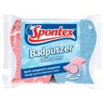 Spontex Badputzer Schwamm 2 Stück