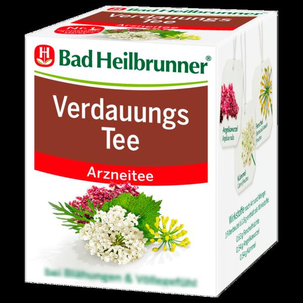 Bad Heilbrunner Arzneitee Verdauungstee 8x1,8g - 8 Beutel