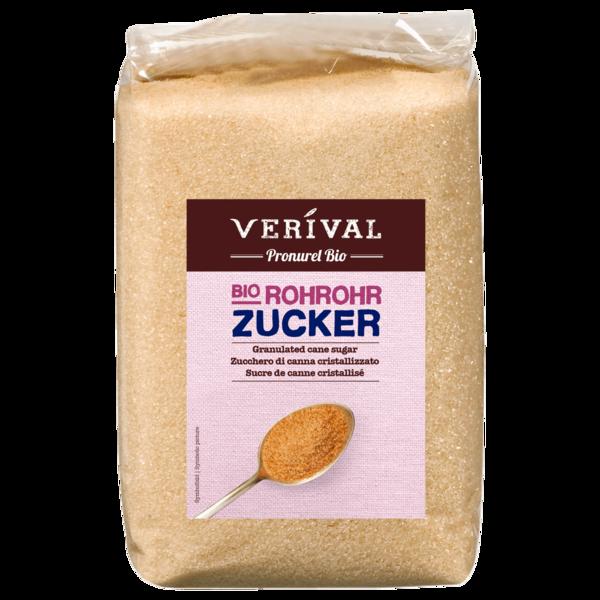 Verival Bio Rohrohrzucker 500g