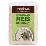 Verival Bio Basmati-Reis geschält 500g