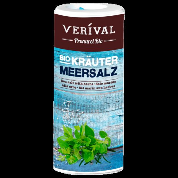 Verival Bio Kräuter Meersalz 200g