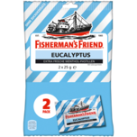 Fisherman's Friend Eukalyptus 2x25g