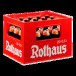 Rothaus Zäpfle Hefeweizen 20x0,5l